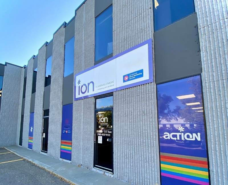 ION Print Marketing Storefront