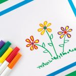 children's art card fundraiser