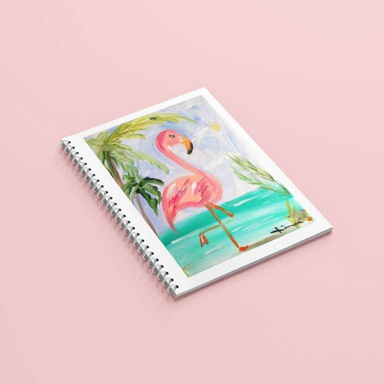 c-in-c-flamingo-binder
